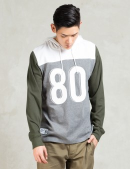 The Hundreds Grey Calvin Ls Hooded Knit Picture