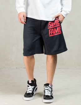 HALL OF FAME Navy 2 Peat Shorts Picture