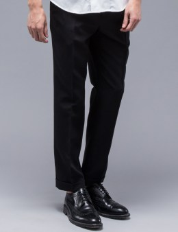 CARVEN Classic Cuffed Pants Picture