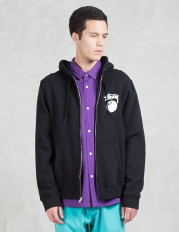 Stussy 8 Ball Zip Hoodie Picture