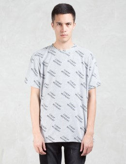 Cheap Monday Schizo Cascade T-Shirt Picture
