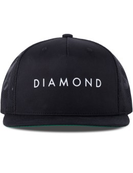 Diamond Supply Co. Diamond Snapback Cap Picture