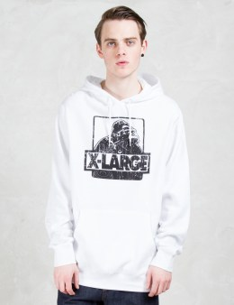XLARGE Exploded Gorilla Pullover Picture