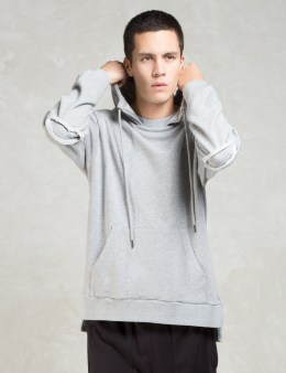PUBLISH Grey Minden Hoodie Picture