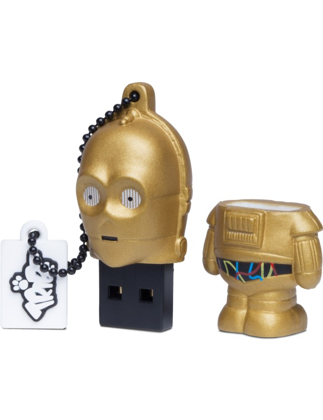 tribe star wars c 3po usb 16gb hbx. Black Bedroom Furniture Sets. Home Design Ideas