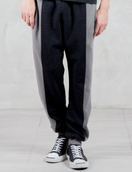 VALLIS BY FACTOTUM Two Tone Sweat Joggers Picture