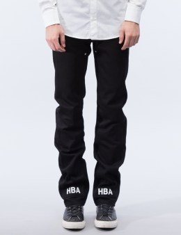 Hood By Air. Double Sag Jeans Picture