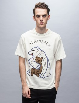 Human Made #1209 Polar Bear S/S T-Shirt Picture