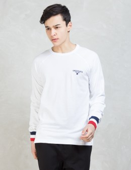 UNDEFEATED Cuff L/SLRaglan T-Shirt Picture
