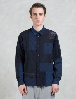 White Mountaineering Franken L/S Shirt Picture