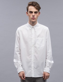 Norse Projects Anton Oxford L/S Shirt Picture