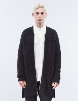 3.1 Phillip Lim Bio Fur Zip Cardigan Picture