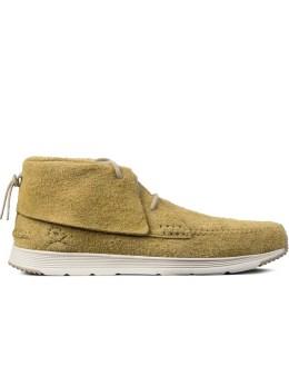 Ransom Khaki Alta Mid Shoes Picture