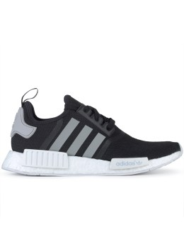 adidas Adidas NMD_R1 Black/Grey Mesh Picture