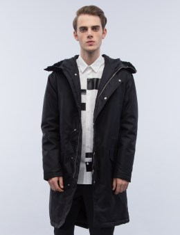 McQ Alexander McQueen Shearling Parka Picture