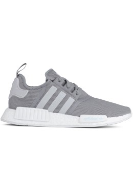 adidas Adidas NMD_R1 Grey Mesh Picture