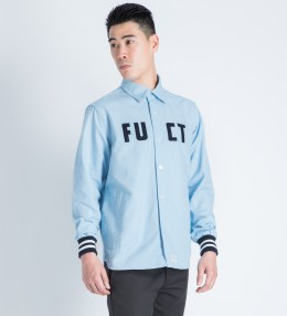 FUCT SSDD Sax Varsity L/S Shirt Picture