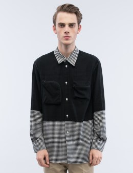 soe Cotton French Twill With Solid Pockets Shirt Picture