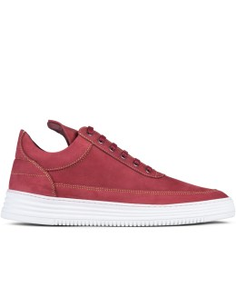 Filling Pieces Low Top Color Stiching Sneakers Picture