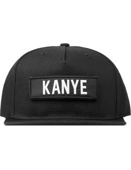 LES (ART)ISTS Patch Kanye Cap Picture