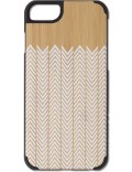 Recover White Feather Bamboo iPhone 6 Case Picture