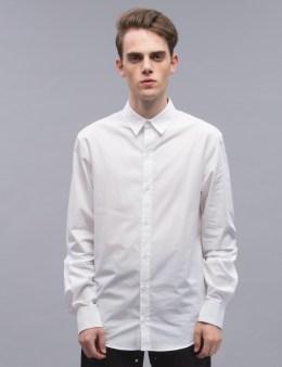 Hood By Air. Popeline Tweek Stingray Shirt Picture