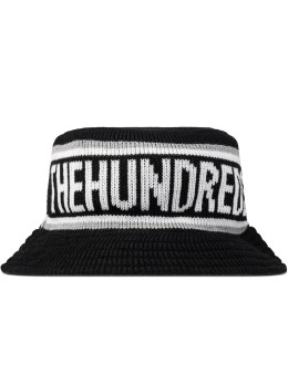 The Hundreds Black Phil Bucket Hat Picture