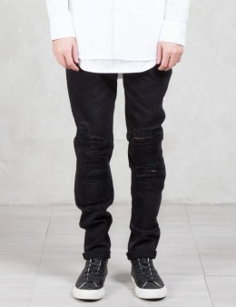 STAMPD Repaired 5 Pocket Denim Picture
