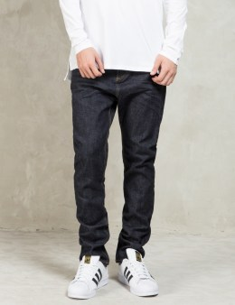 ZANEROBE Raw Selvedge Low Blow Jeans Picture