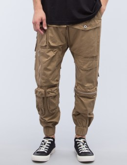 MOSTLY HEARD RARELY SEEN M4- Abyss Pocket Cargo Pants Picture
