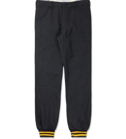 Mark McNairy Charcoal Higgins Pants Picture