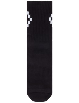 MARCELO BURLON Cruz Shorts Socks Picture
