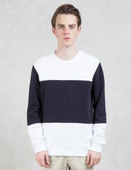 Harmony Seth Color Block L/S Sweatshirt Picture