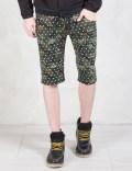 CLOT Omacamo Sweat Shorts Picture