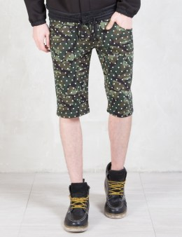 CLOT Omacamo Sweat Shorts Picture