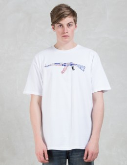 Black Scale Banded Automatic S/S T-shirt Picture