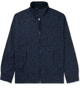 DELUXE Leopard Play-Day Blouson Jacket Picture