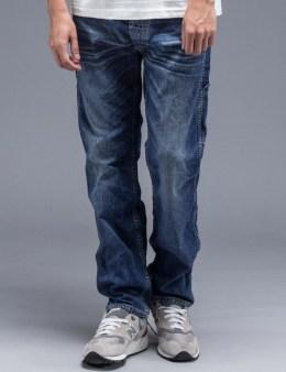 Human Made Slim Denim Pants Picture