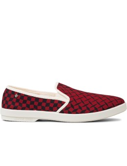 Rivieras Esher Rouge Loafer Picture