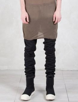 Rick Owens Drkshdw Gredient Pantaloni Jeans Picture