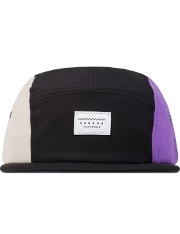 Kommon Universe Multicolor Oxide 5 Panel Cap Picture