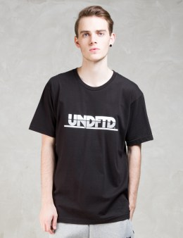 UNDEFEATED Undftd Line T-Shirt Picture