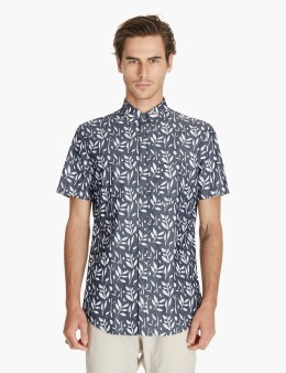 ZANEROBE Blue Twig 7ft S/s Shirt Picture