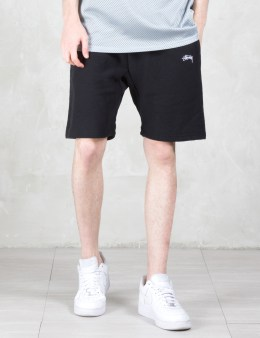 Stussy Stock Fleece Shorts Picture