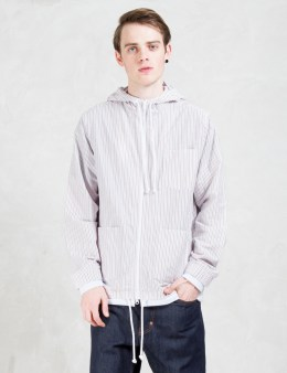 CLOT Hooded Zip Up Shirt Picture