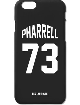 LES (ART)ISTS Black PHARRELL73 iPhone6 Case Picture