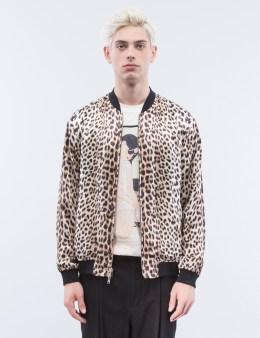 3.1 Phillip Lim Leopard Reversible Souvenir Jacket Picture