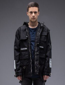 Profound Aesthetic Cargo Belt Graphic Jacket Picture