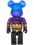 Medicom Medicom Toy 400% Bearbrick Toyko Station Night Version Picutre