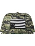 Black Scale Camo Rebel Flag New Era Cap Picture